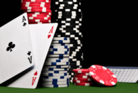 strategi bermain poker online